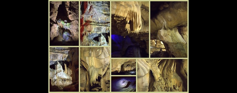 Nos grottes.